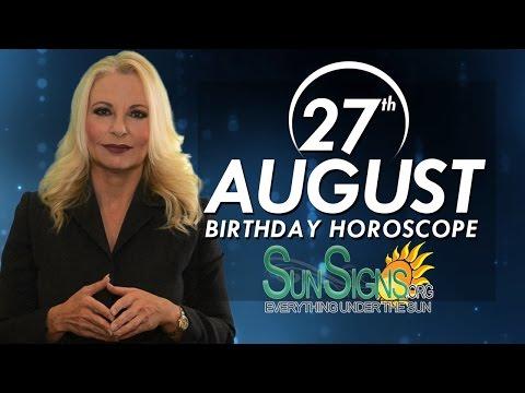 Birthday August 27th Horoscope Personality Zodiac Sign Virgo Astrology
