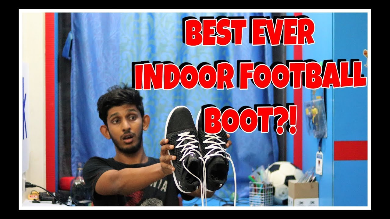 07cfb8d2acc Best football indoor shoe EVER !  Puma netfit lite 365 Unboxing and Review