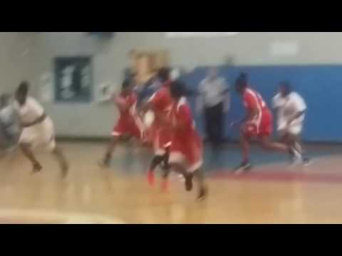 Military Magnet Academy North Charleston South Carolina basketball game