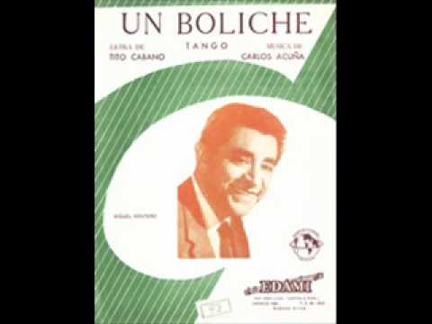 Carlos Acuña  Un Boliche