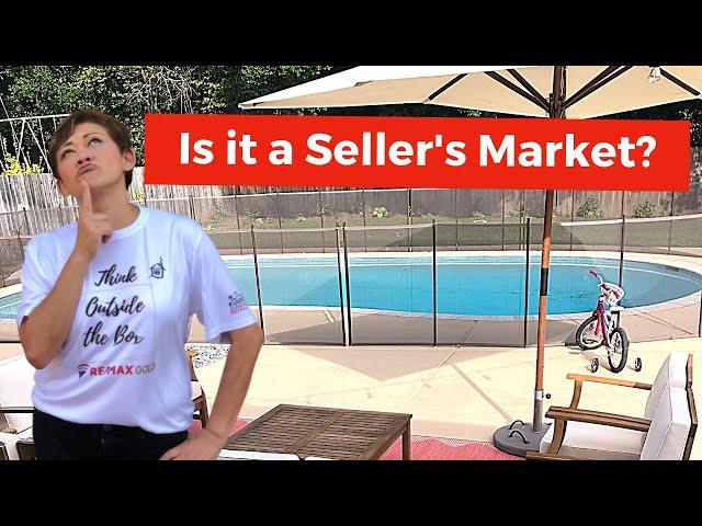 Is it a Seller's Market? | Kasama Lee, Napa and Solano Counties Realtor