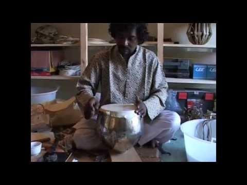 Minati Badya Bander - Tabla Maker - Kolkata