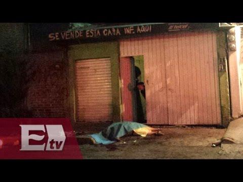 Asesinan de varios disparos a mujer en calles de Ecatepec, Edomex/ Atalo Mata