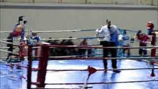 Mehmet Aygün Karadeniz Bölge Şampiyonası Final - Muhteşem Nakavt