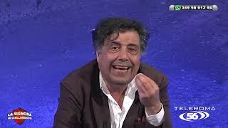 La Signora in Giallorosso - Puntata del 04/04/19