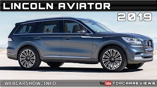 2019 Lincoln Aviator Review Rendered Price Specs Release Date Youtube
