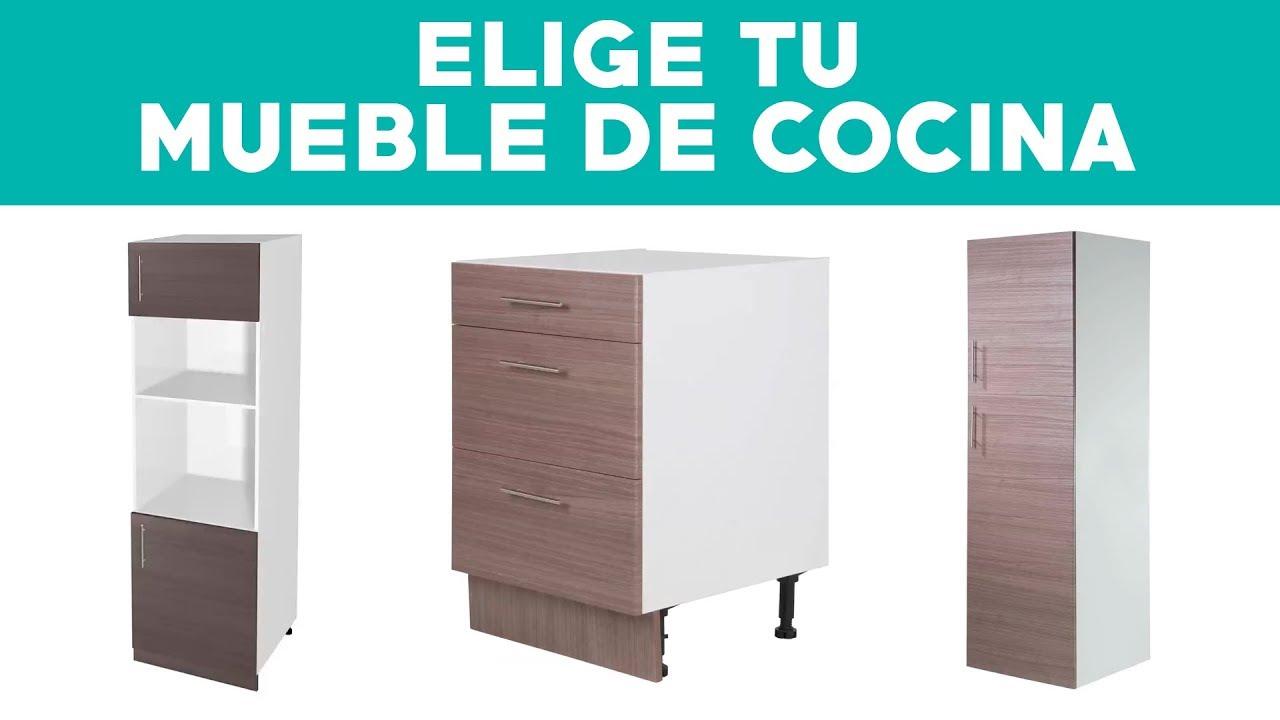 C mo elegir los muebles de cocina youtube - Como elegir cocina ...