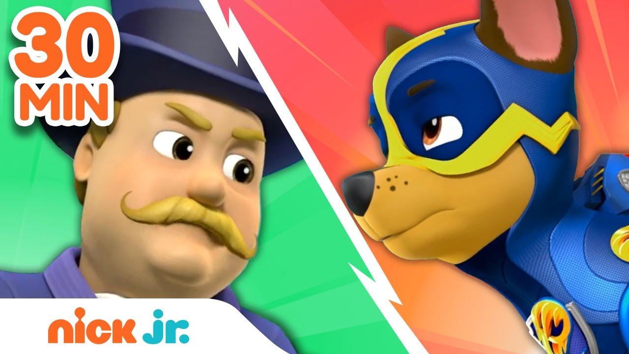 Download PAW Patrol Pups vs. Mayor Humdinger! | 30 Minute Compilation | Nick Jr.