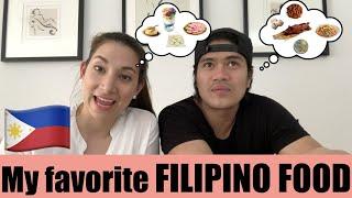 My Favorite FILIPINO Foods I Vlog on with RJ & Tin I Vlog17
