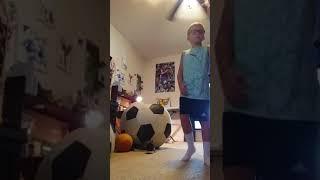 Fortnite dance change (feat.my cousin)