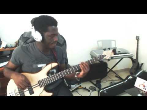 You are the same - Sinach (Bass Cover)