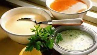 Соусы из сливочного масла   Французская кухня