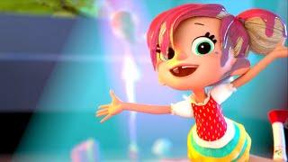 Фееринки 🧚♀️ - ПРЕМЬЕРА! - Теремок песенки для детей - мультики для девочек