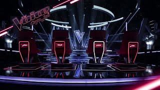 التمرينات مكثفة أستعداداً للحلقة الأخيرة من The Voice لهذا الموسم