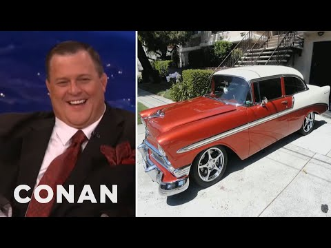 Billy Gardell's '56 Chevy Is Really Loud