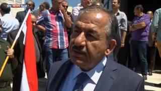 تشييع طارق عزيز في جنازة شعبية بالأردن