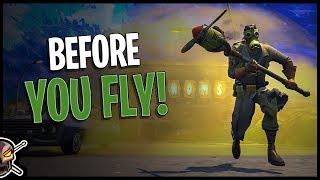 Sky Stalker | Propeller Axe - Before You Buy - Fortnite