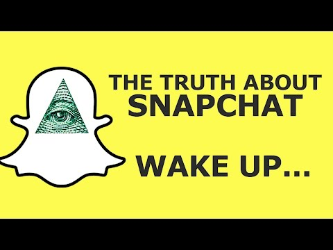 Snapchat Conspiracy Theory: Snapchat possibly scanning all human faces for secretive database