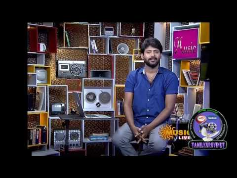 Rio Raj Vj  Sun Music Last Freeiya Vidu Show HD Video.10 -07-2016