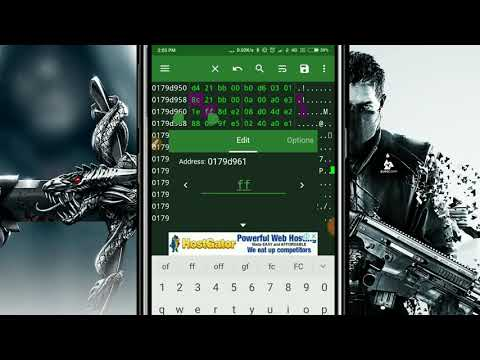 MOD Any Game With Hex Editor On Android Without Root  1000% Working