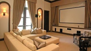 Home Decorating Ideas Media Room