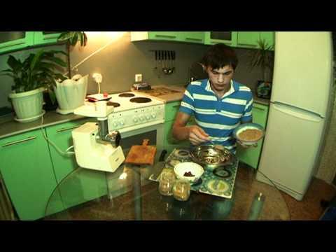 Трюфели с сухофруктами и