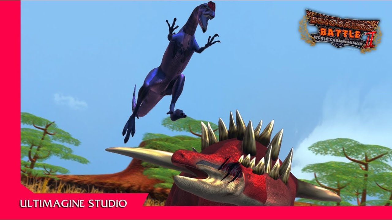 Download Dinosaurs Battle s2 GC1