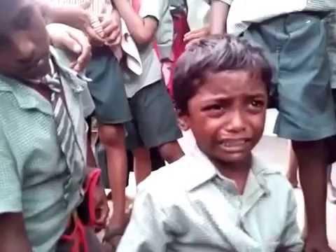 KID SINGING SHANTHA BAI( FUNNY)