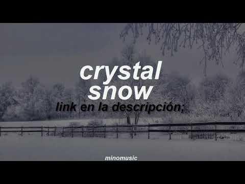 Crystal Snow - BTS (Traducida al Español)