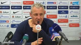 Die Pressekonferenz vor dem 14. Spieltag | Auswärtsspiel SpVgg Unterhaching