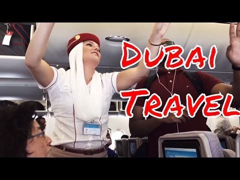 Journey To Duabi 2017 ( Emirates Travel Experience ) Shot With Iphone