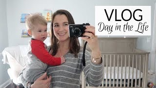 Vlog | Day in the Life with a 12 Month Old