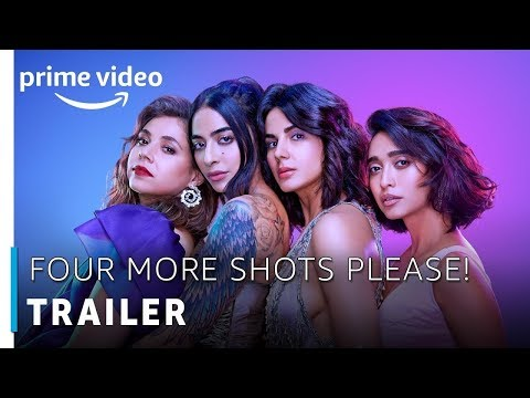 Four More Shots Please | Trailer | Prime Original 2019