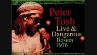 Peter Tosh - Ketchy Shuby (Live)