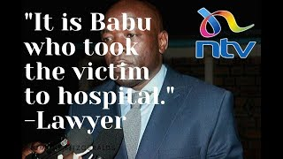 Babu Owino's lawyer Cliff Ombeta speaks about shooting incident