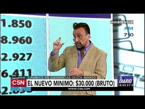 C5N - El Diario: El debate por Ganancias