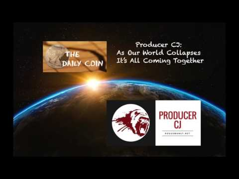 Producer CJ: As Our World Collapses - It's All Coming Togeth