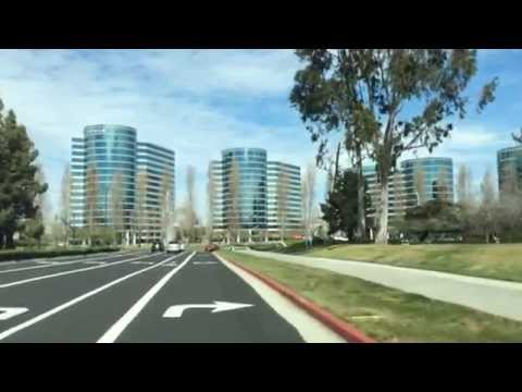 Oracle World Headquarters, Redwood Shores, CA