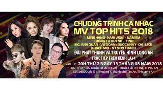 MV TOP HITS - THÁNG 8/2018