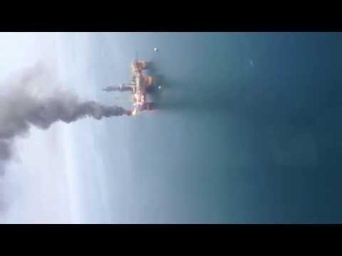 Offshore Caspian Sea