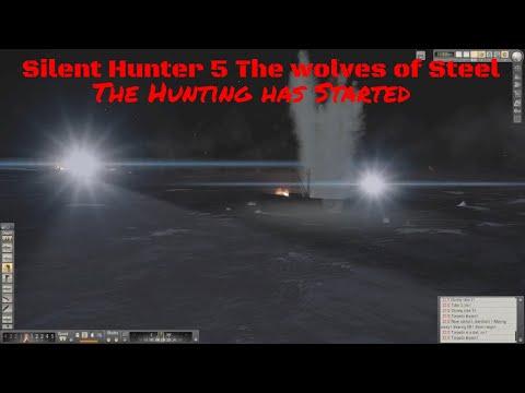 Silent Hunter 5 The Wolves of Steel | Patrols of U 124, Patrol 3-2 |