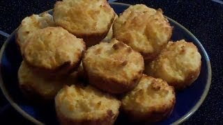 Gluten Free Cheddar And Garlic Biscuits - E24