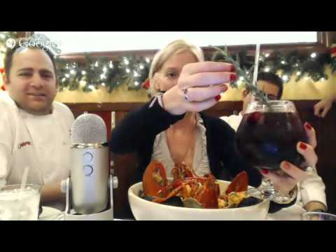 The Food & Booze Show  - Carmine's Las Vegas