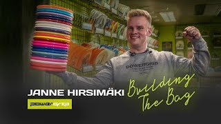 Janne Hirsimäki - Building the Bag for 2019