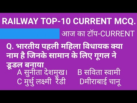 Current Affairs For Ssc Rrb Ntpc Group D Railway Exams - #Summer