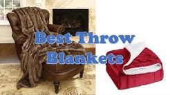Top 10 Best Throw Blankets 2018