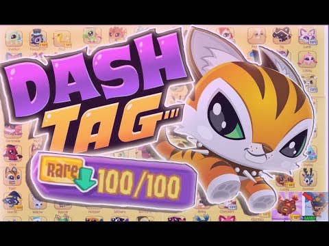 HOW TO CATCH ALL THE PETS IN DASH TAG