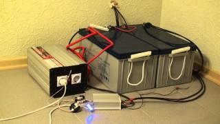 Солнечное электропитание. Умный Дом MimiSmart