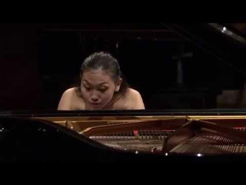 Aimi Kobayashi – Etude in C sharp minor Op. 10 No. 4 (first stage)