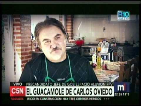 C5N - MINUTO UNO: EL GUACAMOLE DE CARLOS OVIEDO